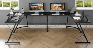 Top 7 Best L-Shaped Gaming Desk in 2021
