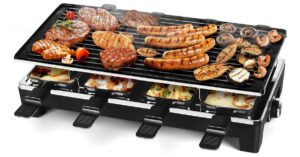 5 Best Outdoor Electric Griddles For Camping in USA 2021