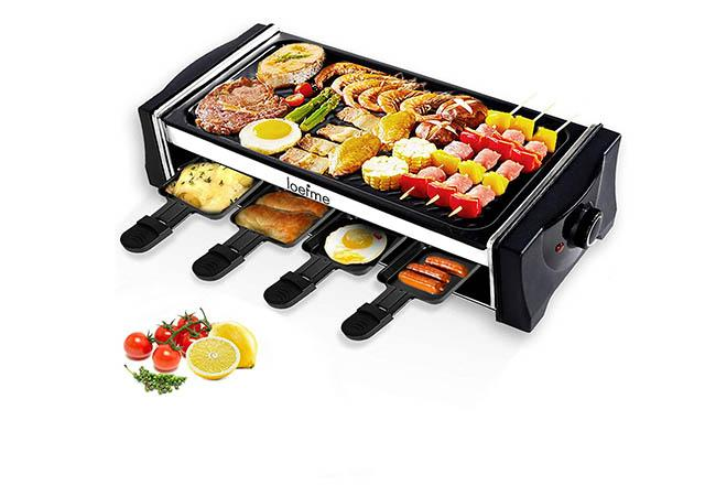 Best Portable Outdoor Electric Griddles with Adjustable temperature control