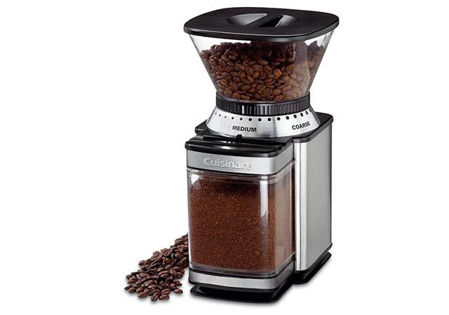 Cuisinart Supreme automatic best stainless steel burr Grinder