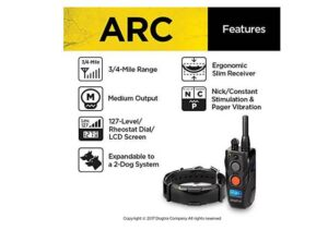 Dogtra ARC Remote Training Collar with Rechargeable battery 2