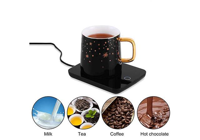 Best Coffee Cup Warmer for Office Use with Auto Shut Off