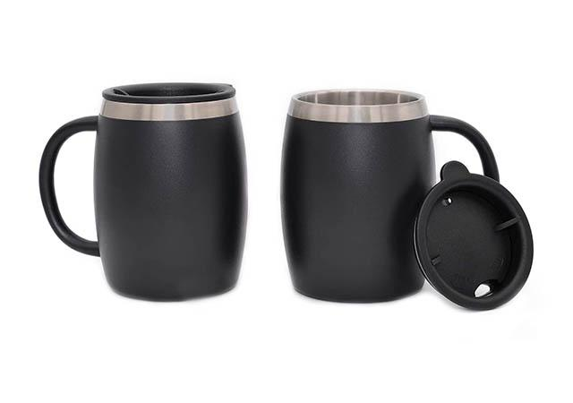 Best Stainless Steel Insulated Coffee Mugs for boyfriend
