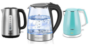 Best Cordless Auto Shut Off Electric Kettle in USA 2021